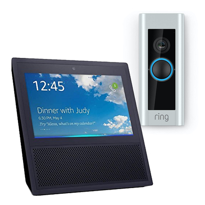Ring Video Doorbell Pro and Amazon Echo Show (1st Generation)