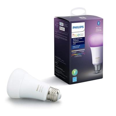 Philips Hue multi-color A19 Bluetooth LED smart bulb