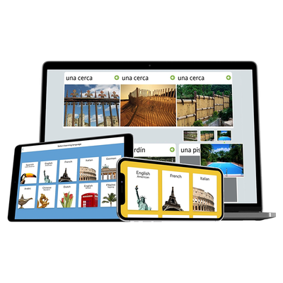 Rosetta Stone Unlimited: 12-month subscription