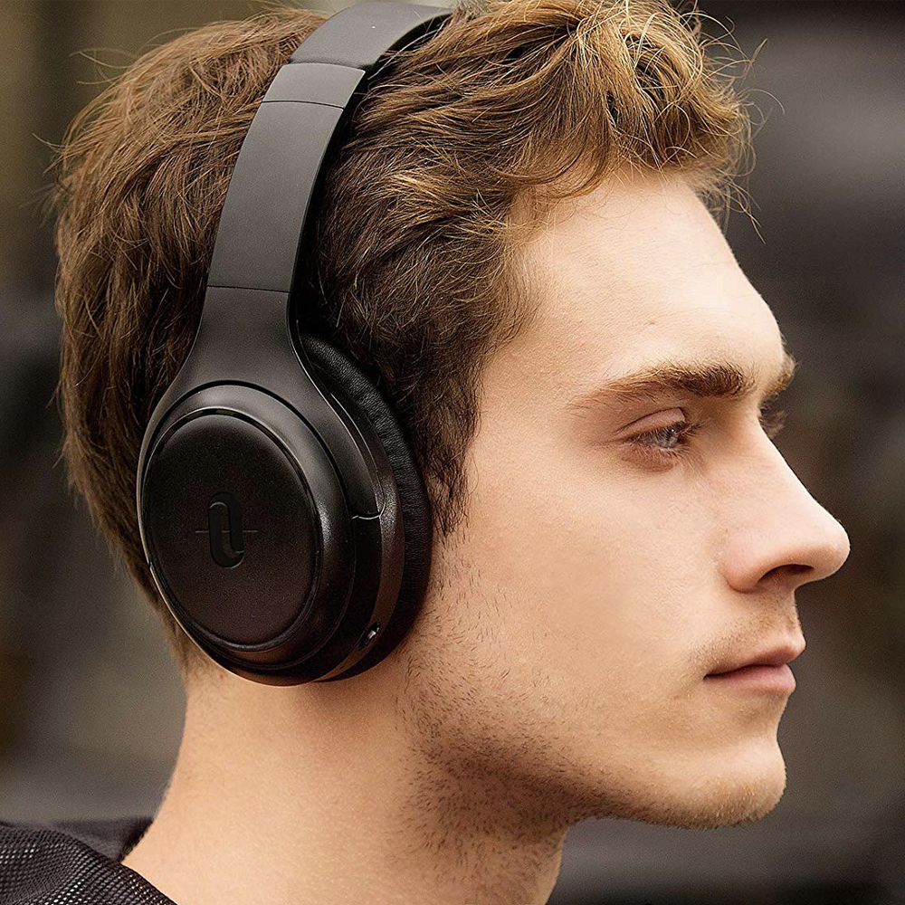Save $30 on TaoTronics' Bluetooth headphones with active noise-cancelling