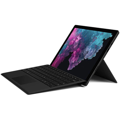 Microsoft Surface Pro 6 with signature type cover