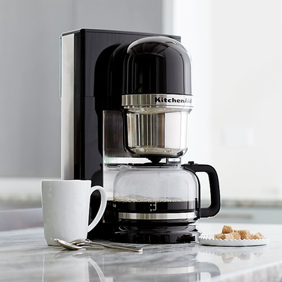 This KitchenAid Pour Over Coffee Brewer does the work for you at a new low price of $60