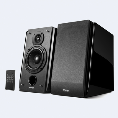 Edifier R1850DB active Bluetooth bookshelf speakers with subwoofer out