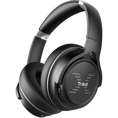 Tribit XFree Go over-ear Bluetooth headphones