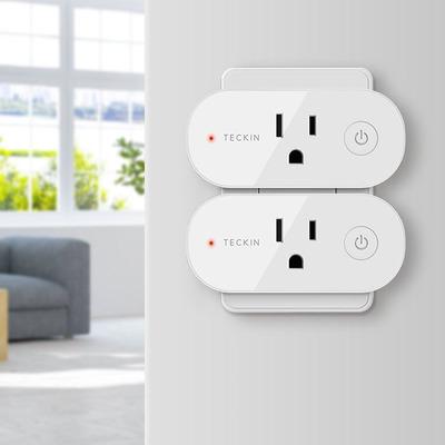 Teckin Smart Plug 4-Pack