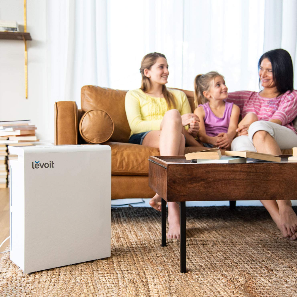 Breathe cleaner air at home with LEVOIT's True HEPA Air Purifier at $46 off