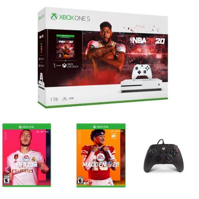 Xbox Ultimate Sports Bundle