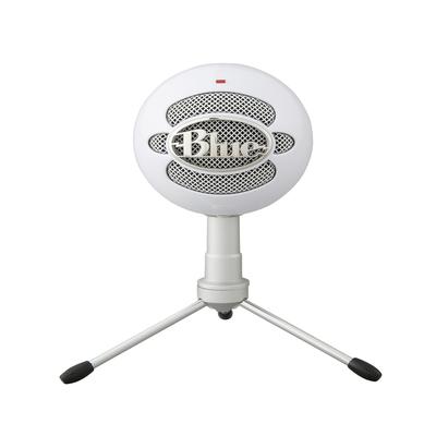 Blue Snowball iCE plug-and-play USB mic white