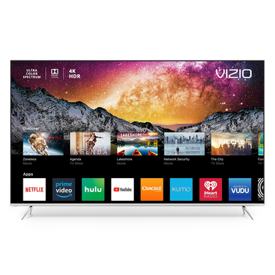 Score $200 off Vizio's 55-inch 4K HDR Smart TV today