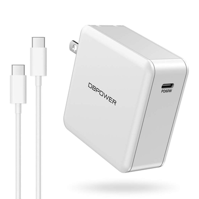 Dbpower 60W USB-C PD Wall Charger