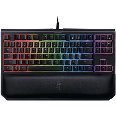 Razer BlackWidow TE Chroma V2 tenkeyless mechanical gaming keyboard