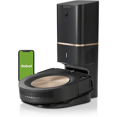 iRobot Roomba s9+ smart vacuum cleaner and mop