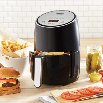 Add this Dash compact air fryer to your kitchen at its best price since Black Friday