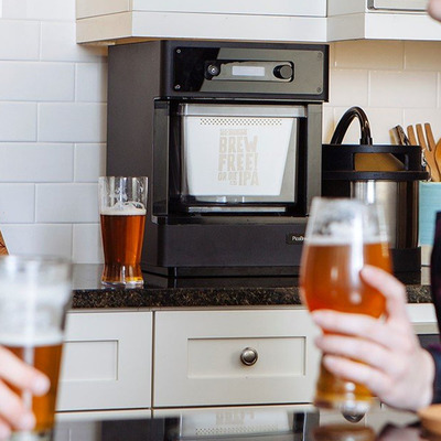 Brew your own beer with the discounted PicoBrew Model C