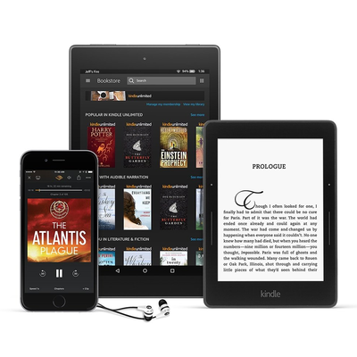 Amazon Kindle Unlimited 3-Month Membership