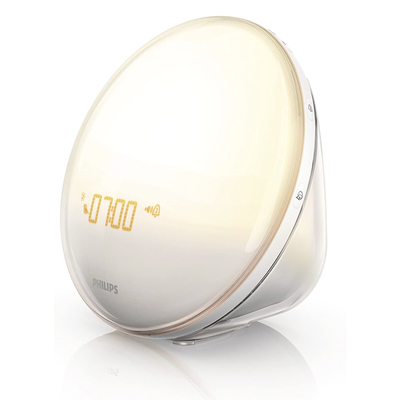 Philips SmartSleep Wake-Up Light therapy alarm clock