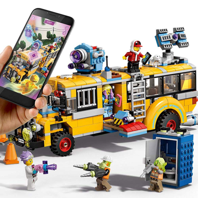 LEGO Hidden Side App-enabled Augmented Reality Sets