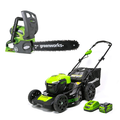 Greenworks Outdoor Power Tools
