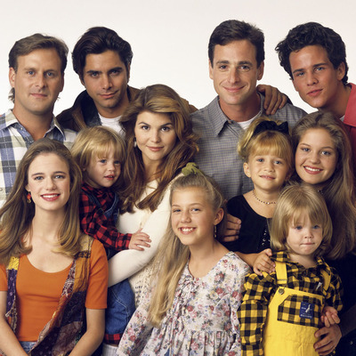 Full House (The Complete Series)
