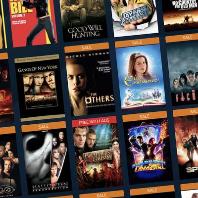Vudu's Big $5 Indie Film Sale
