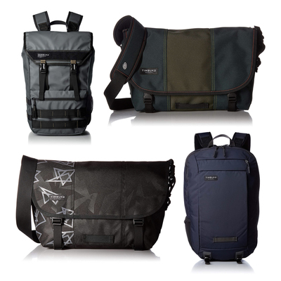 Take up to 30% off Timbuk2 messenger bags, backpacks, and more today only