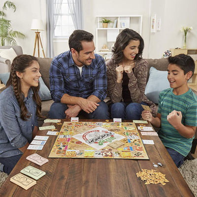 Monopoly board games focused on pizza, Star Wars, and Millennial jabs are now on sale from $12