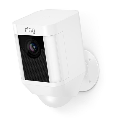 Ring Spotlight Cam 1080p Outdoor Camera