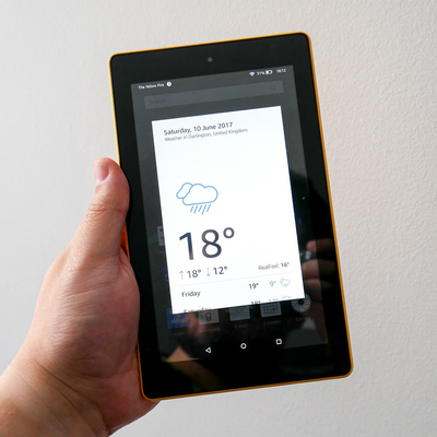 Get your hands on Amazon's 7th-generation Fire 7 tablet for under $40
