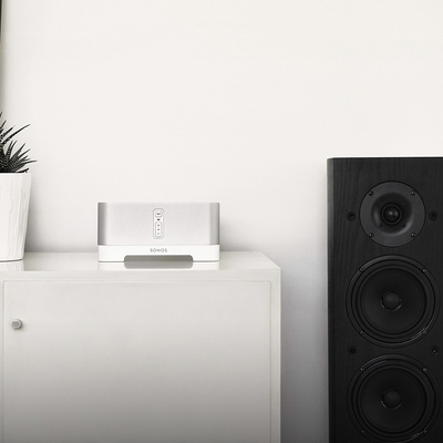 Unite your home audio systems with the $400 Sonos Connect:Amp wireless amplifier