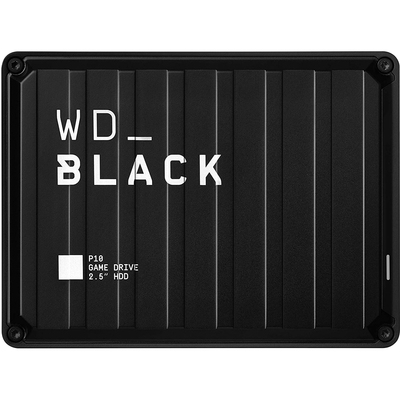 WD Black 5TB P10 Game Drive portable external hard drive