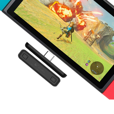 GuliKit Route Air Bluetooth Adapter for Nintendo Switch