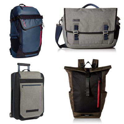 Timbuk2 backpacks, messenger bags, and more