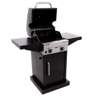 Char-Broil performance TRU-InfraRed 2-burner grill black