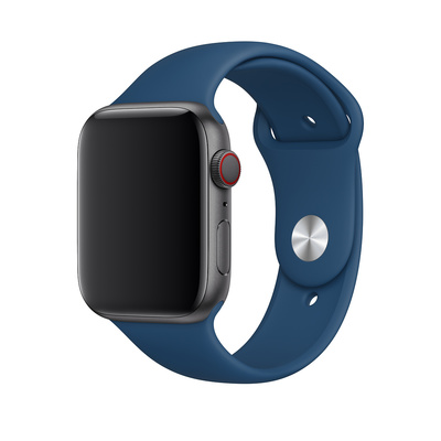 Apple Watch Sport Band (44mm), Blue Horizon