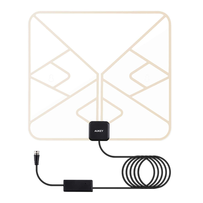 Aukey 80-mile Indoor Digital TV Antenna