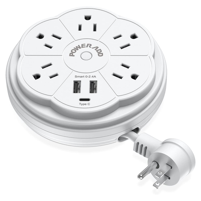 Poweradd Travel Power Strip
