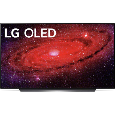 LG OLED55CXPUA CX Series 55-inch 4K OLED Smart TV 2020 with Alexa