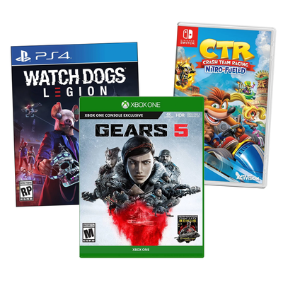 These video game pre-orders at Target can score you 30% off select games this week only