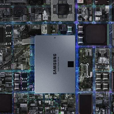 Samsung 860 QVO 4TB internal solid state drive