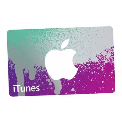Apple iTunes $50 Gift Card