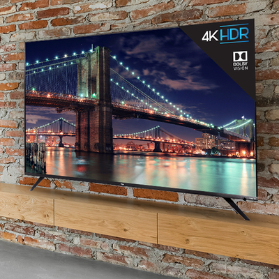 Binge-watch with TCL's latest 55-inch 4K UHD Roku Smart TV on sale at its lowest price yet of $500