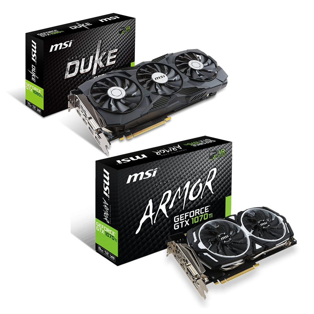 Power up your computer with big one-day discounts on GeForce Graphics Cards