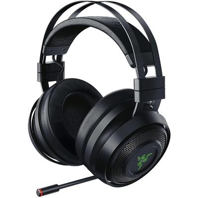Razer Nari wireless 7.1 virtual surround sound RGB gaming headset