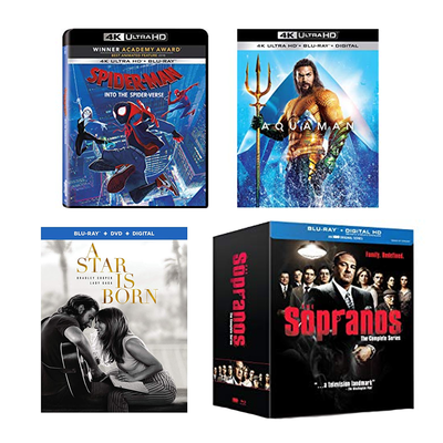 Prime Day discounts reached these popular 4K UHD and Blu-ray releases