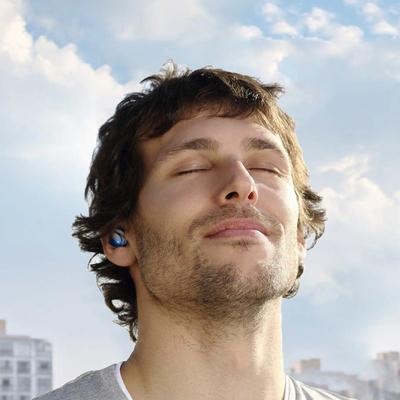 Rock Space water-resistant true wireless earbuds