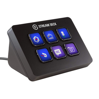 Make your stream dreams come true with 40% off the Elgato Stream Deck Mini