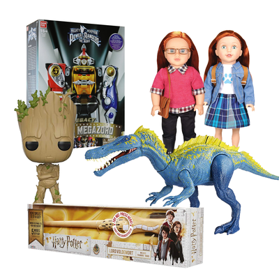 Save on spring toy favorites from Funko POP! figures to dolls and more in this one-day sale