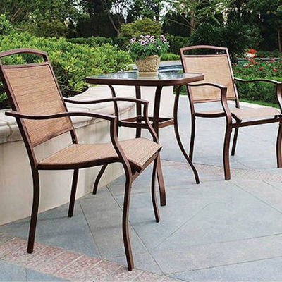 Mainstays 3-Piece Outdoor Bistro Set