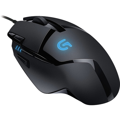 Logitech G402 Hyperion Fury wired optical gaming mouse