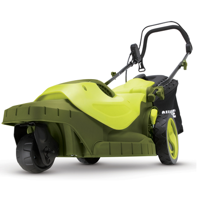 Mow your lawn without a gas bill this spring while saving $60 on Sun Joe's electric mower